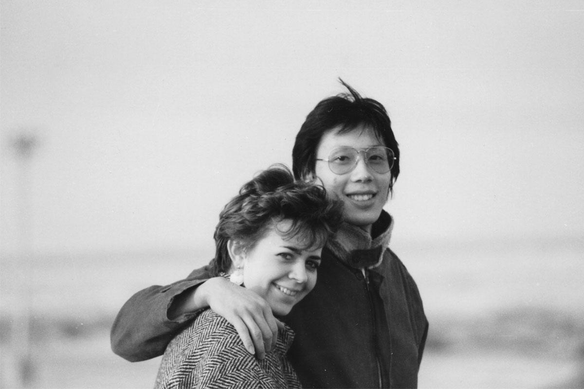 Dominique et Pheng TRAN