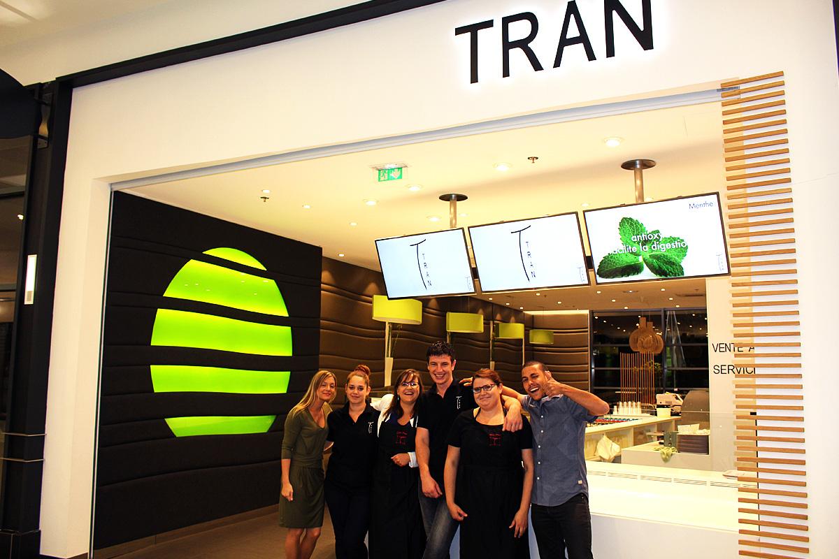 Restaurant TRAN Angers Espace Anjou