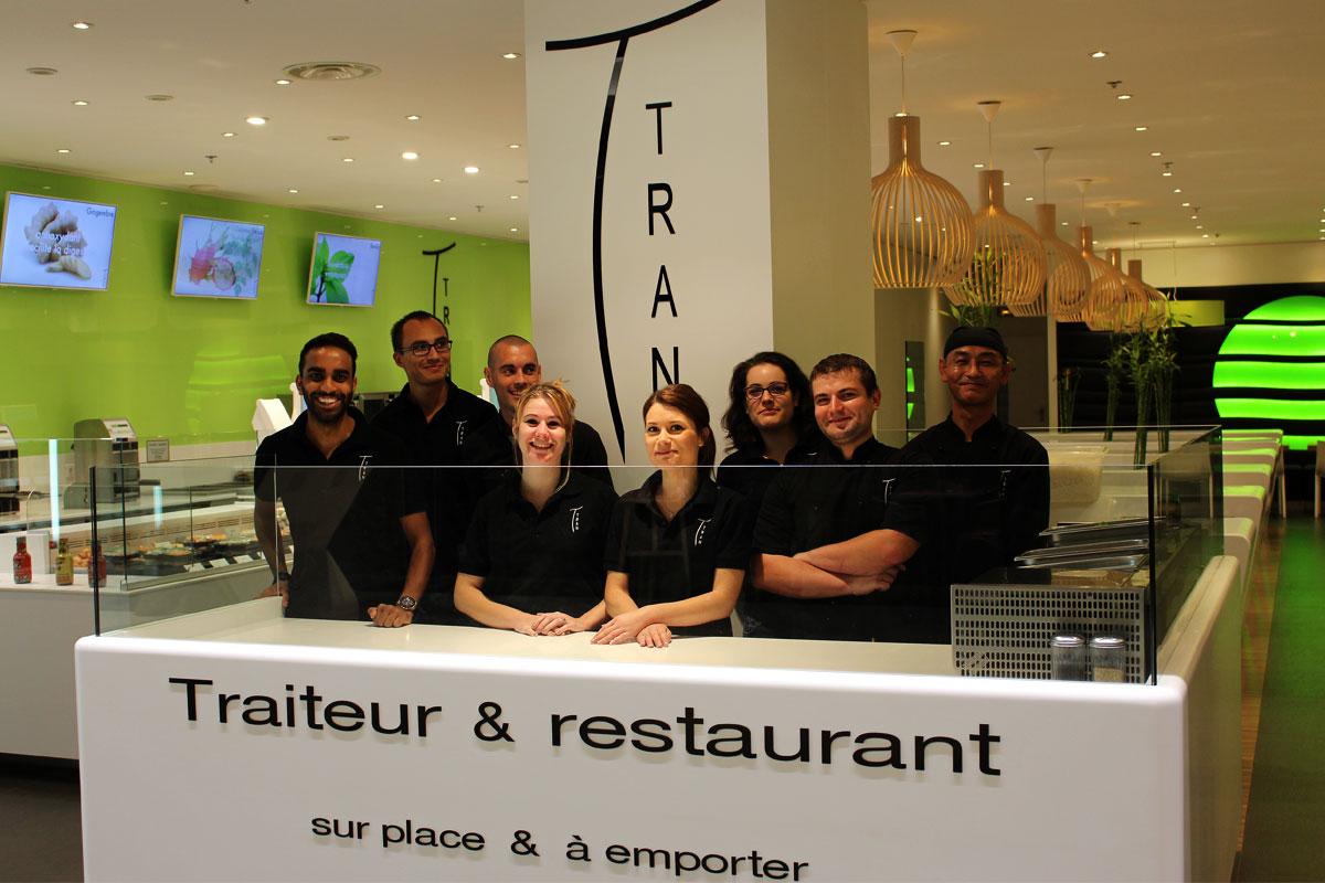 Restaurant TRAN Rennes Alma