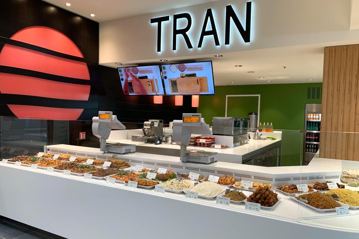 Restaurant TRAN Les Sables-d'Olonne Ylium - Le Kiosque
